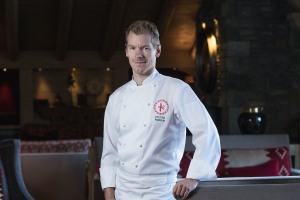 Chef Pieter Riedijk, K2 Altitude, Courchevel, Le Montgomerie